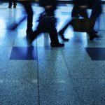 navigate crowded marketplace