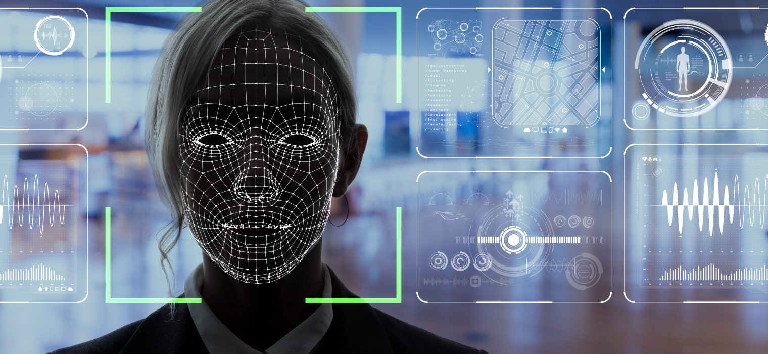 Take Off and Land with Facial Recognition